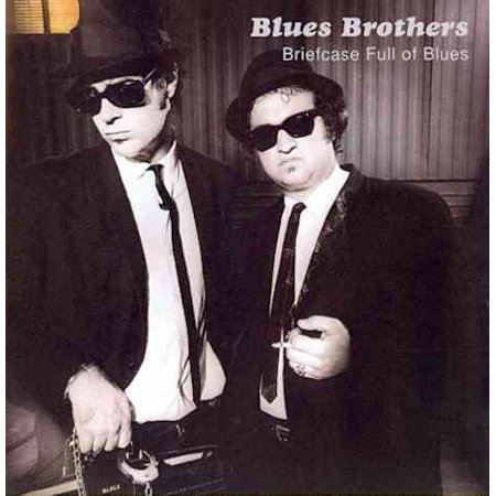 Briefcase Full of Blues (CD) - Kids Briefcase