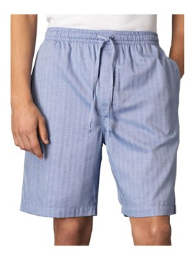 Pima Cotton Woven Pajama Shorts