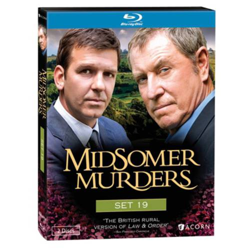 Midsomer Murders: Set 19 (Blu-ray)