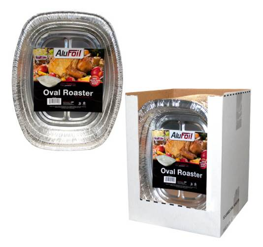 Oval Oven Roaster Counter Top Display