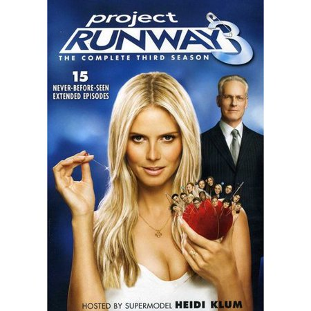 Project Runway  The Complete Third Season  Full Frame