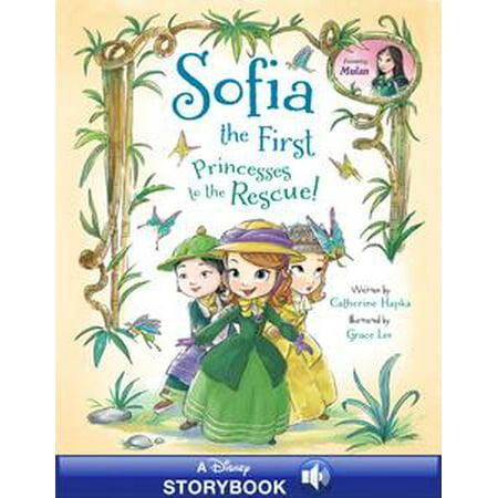 Sofia the First: Princesses to the Rescue! -
