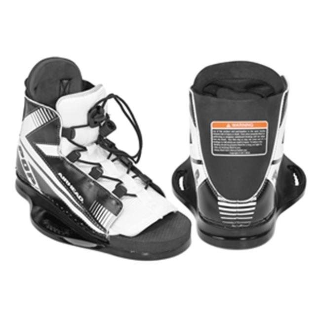 Airhead Watersports AHB-22 Venom Wakeboard Bindings Men 9-12 by AIRHEAD WATERSPORTS