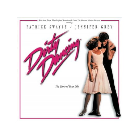 Dirty Dancing (Original Soundtrack From The Vestron Motion Picture) (CD) (Halloween 1 Soundtrack 2017)