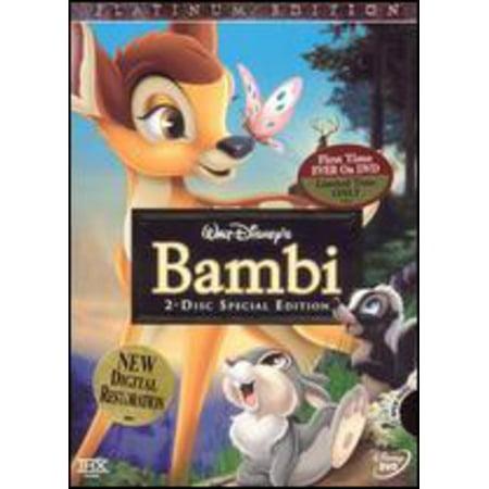 Bambi Kit - Bambi ( (DVD))