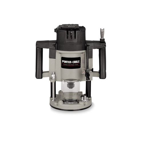 Porter-Cable 7539 Speedmatic 3 1 4 Peak HP Five-Speed Plunge Router by Delta