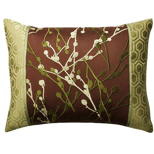 "Better Homes and Gardens Marmon Coordinating Decorative Pillow, 12""x16"""