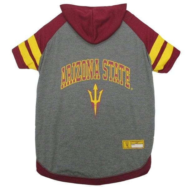 Arizona State Sun Devils Dog Hoodie T-Shirt