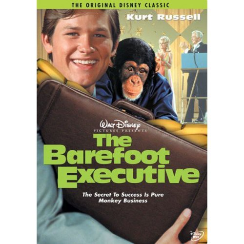 The Barefoot Executive (Full Frame)
