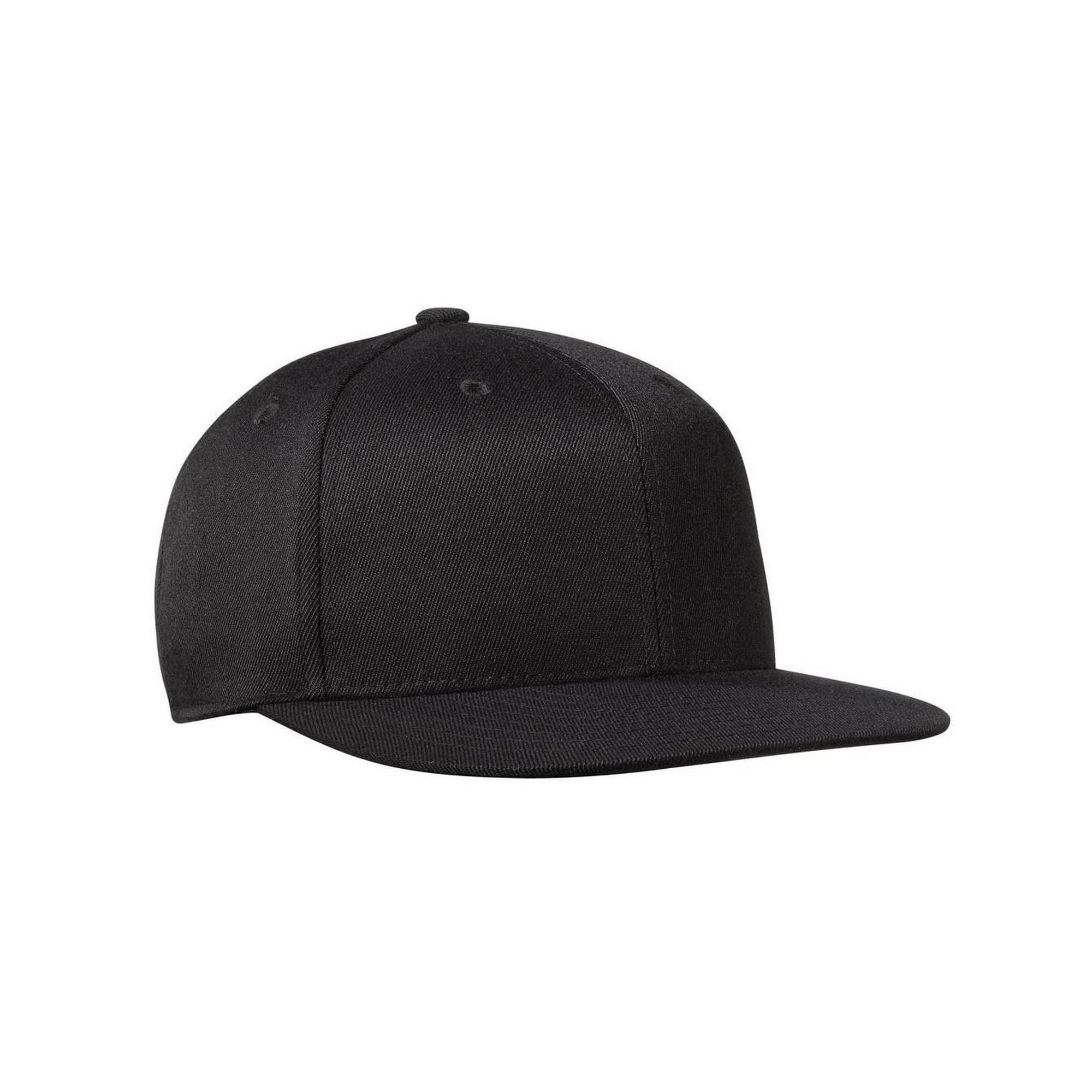 c7c39a234ef7dd Original Port Authority Flat Bill FlexFit Baseball Hat Cap L/XL Black |  Walmart Canada
