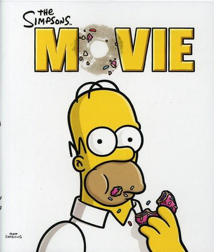 The Simpsons Movie (Blu-ray) by FOX HOME ENTERTAINMENT