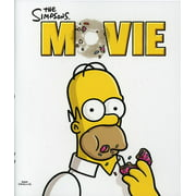 The Simpsons Movie (Blu-ray) by