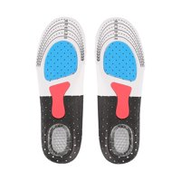 Orthopedic Foot Arch Support Sport Shoe Pad Running Gel Insoles Insert Cushion Insole Sneakers Pad Sweat-absorption and Flash Drying Foot Care Pads Fine Quality Sport Products