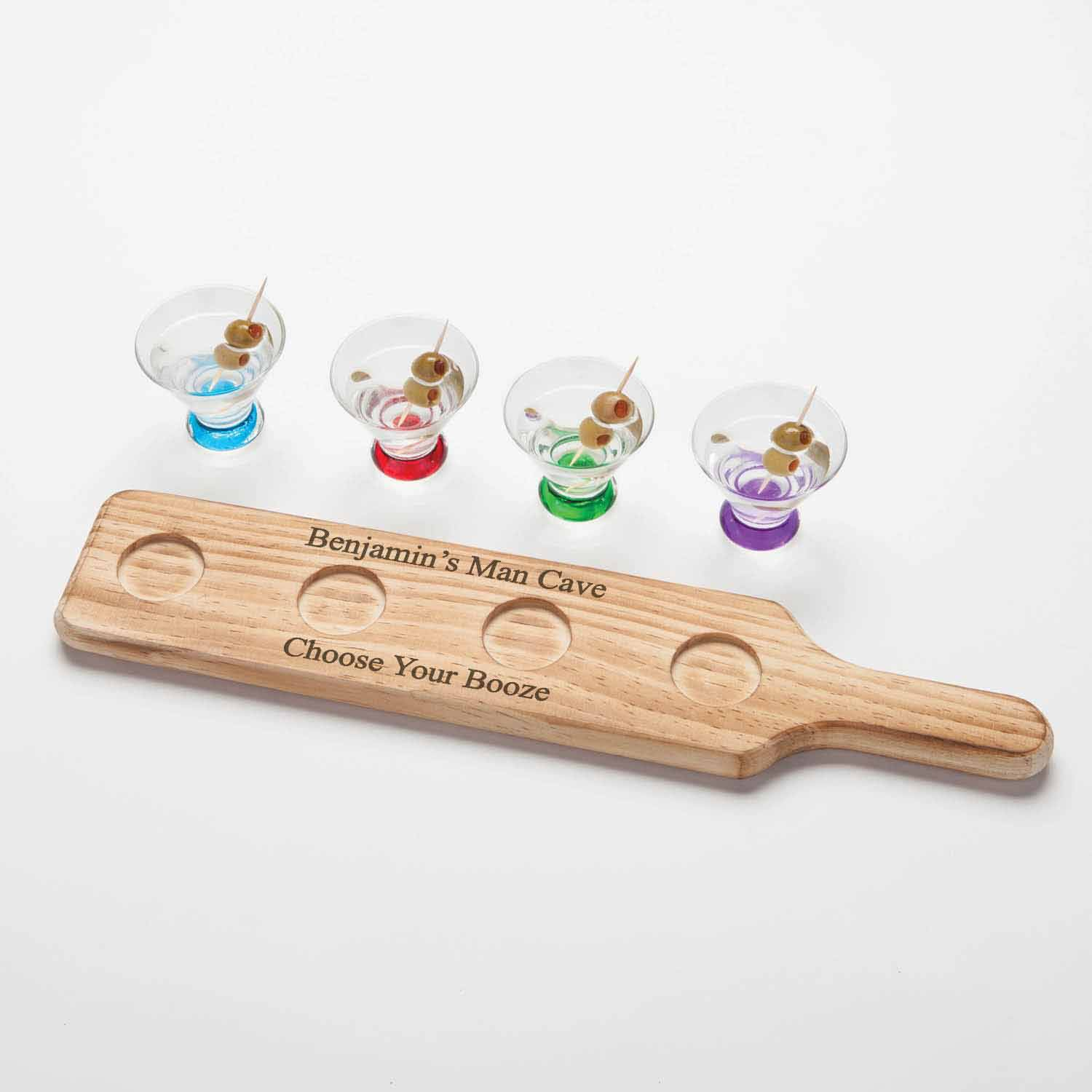 Personalized You Name It 5-Piece Tasting Set