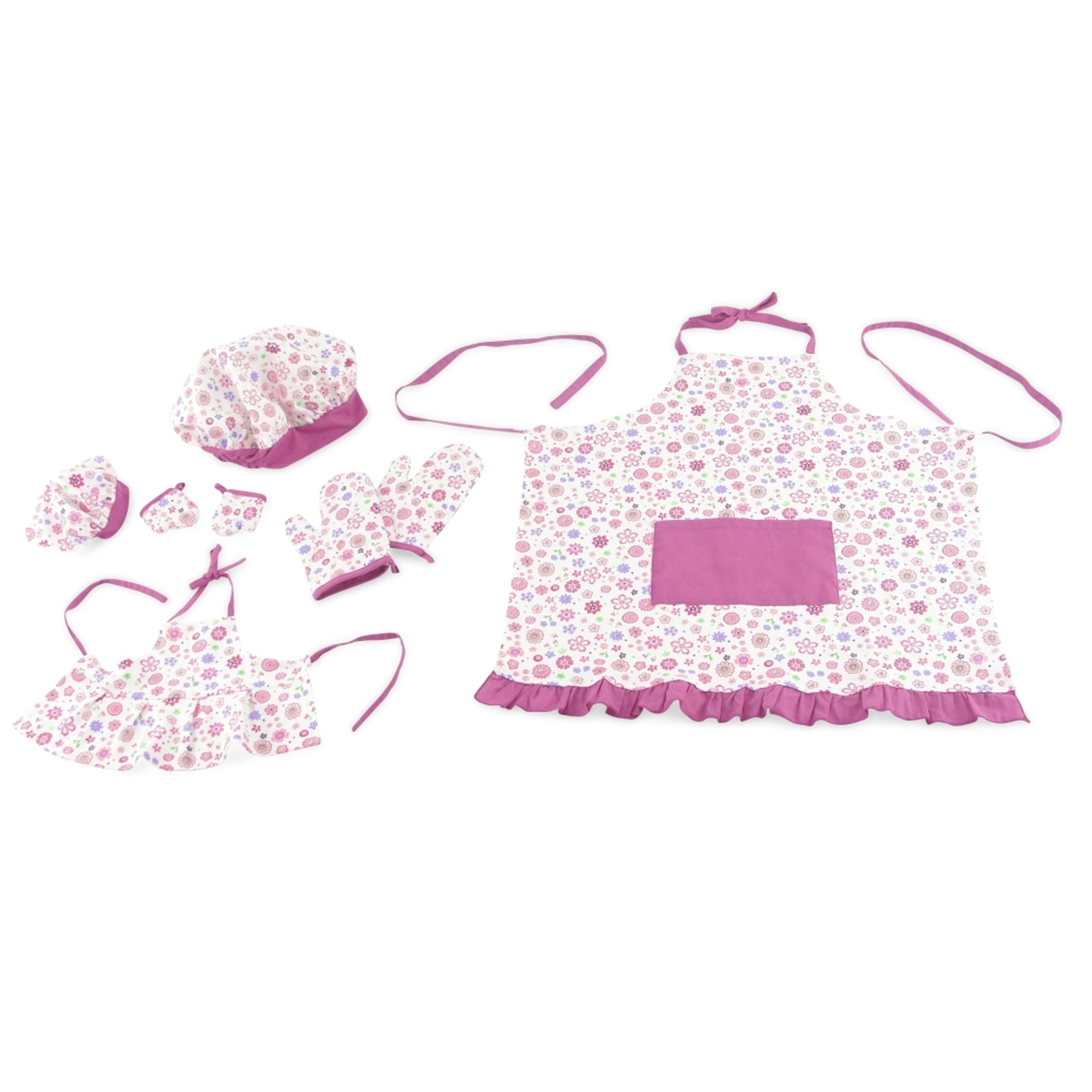 American Girl pink Mitt from Spa Party set NOWB