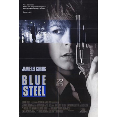 Posterazzi MOVAH1348 Blue Steel Movie Poster - 27 x 40 in. - image 1 de 1