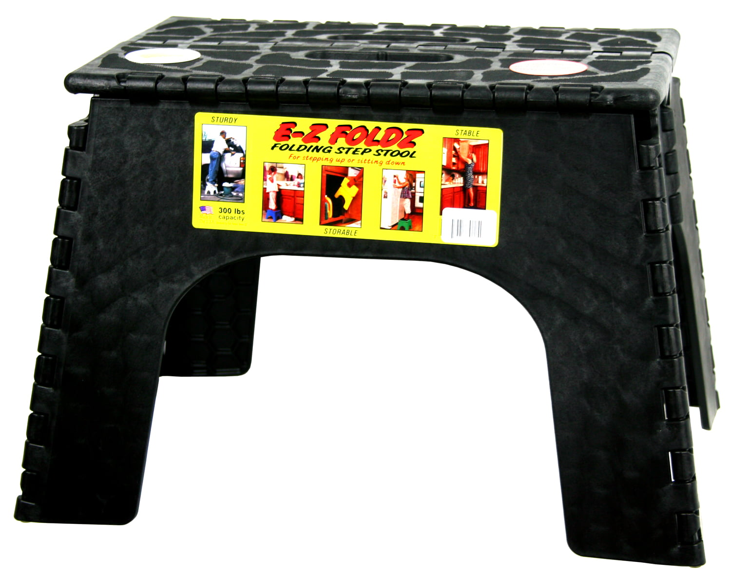 Swell Mainstays 12 Folding Step Stool Walmart Com Frankydiablos Diy Chair Ideas Frankydiabloscom