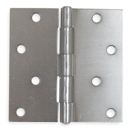 Door Hinge Template - Battalion 4PA64 Steel 4''L 4