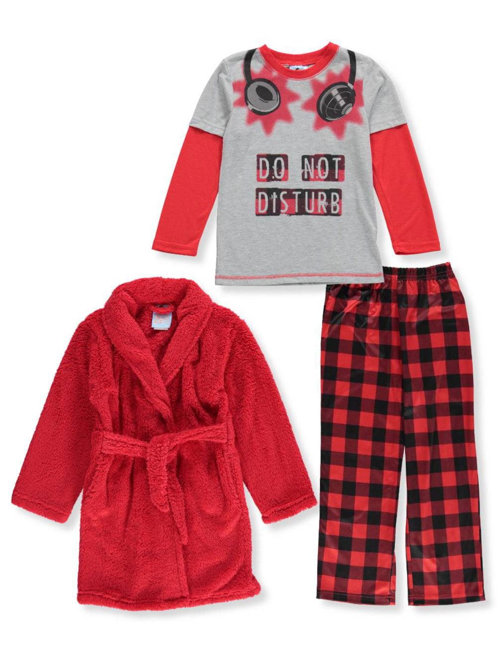 Bunz Kidz Boys' 2-Piece Pajamas with Robe