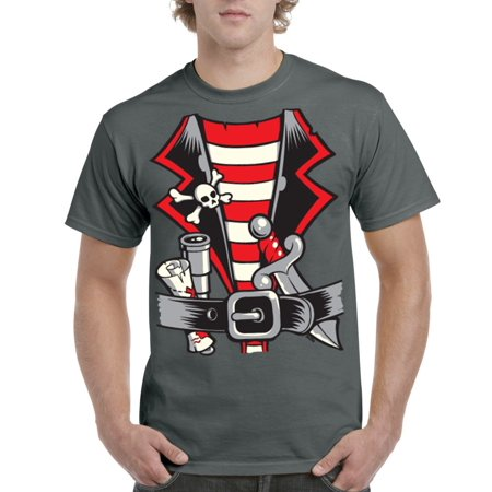 Artix Pirate Costume Men's T-Shirt Tee](Pirate Shirt Men)