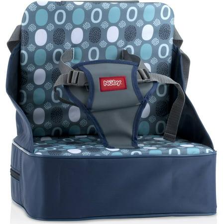 Nuby Fabric Booster Sea Blue