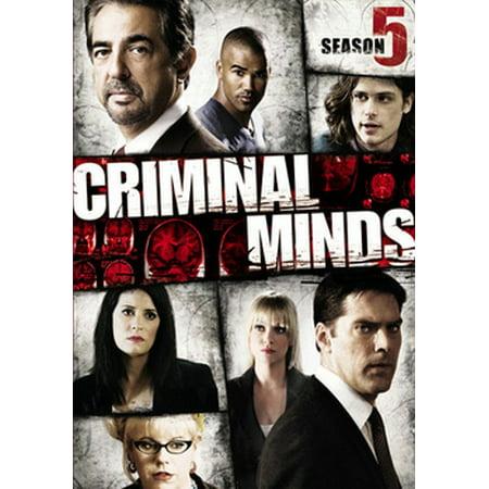 Criminal Minds: Season 5 (DVD)