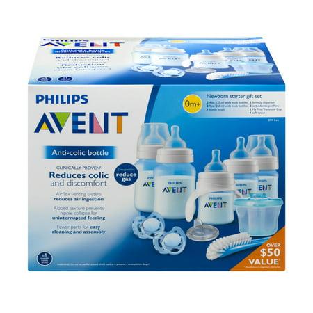 Philips Avent Newborn Starter Gift Set  1 0 Kit