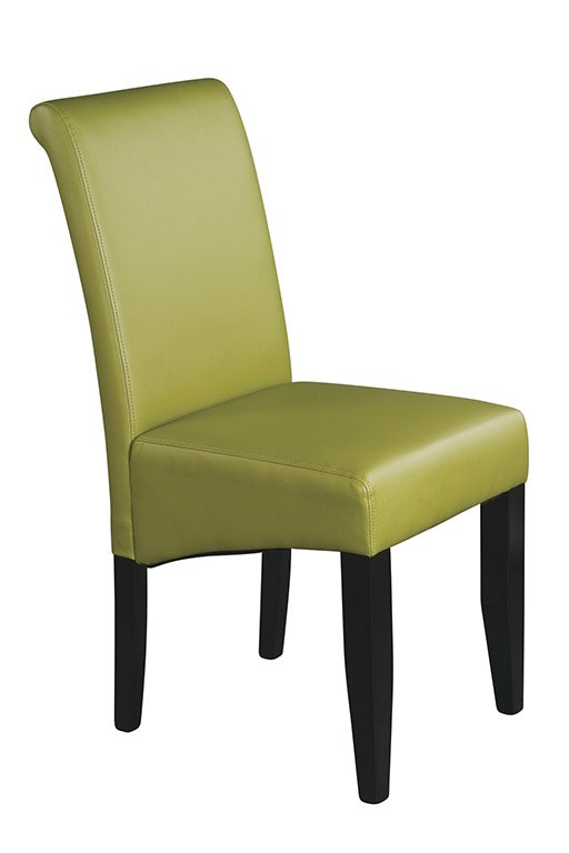 Incroyable Office Star Metro Parsons Chair In Kiwi Green