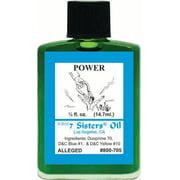 7 SISTERS Spiritual Wicca Magick Oil-POWER 1/2oz