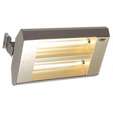 FOSTORIA 222-30-TH-240V Electric Infrared Heater,240V,3200W