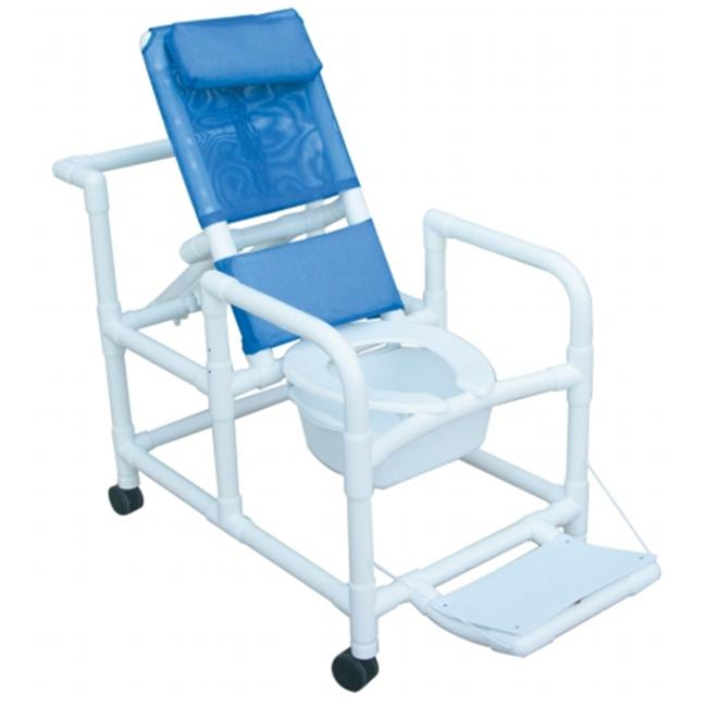 mjm echo reclining shower chair