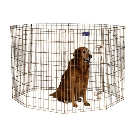 - Midwest Homes For Pets Exercise Dog Pen