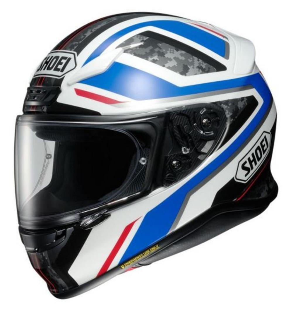 Shoei RF-1200 Parameter Helmet TC-5 (Black, XX-Large)