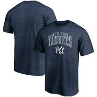 Men's Fanatics Branded Navy New York Yankees True Classic T-Shirt