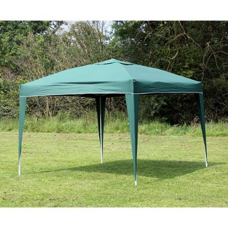 1sale 10 x 10 palm springs green ez pop up canopy gazebo party tent new gazebos pergolas 2016w2. Black Bedroom Furniture Sets. Home Design Ideas