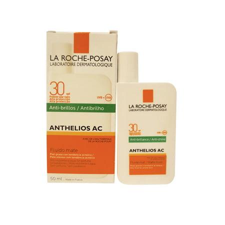 La Roche-Posay Anthelios AC Anti-Shine Fluid Matte SPF 30 for Oily & Acne Prone Skin 50 ml