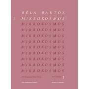 Bela Bartok: Mikrokosmos, Nos. 1-36: 153 Progressive Piano Pieces (Paperback)