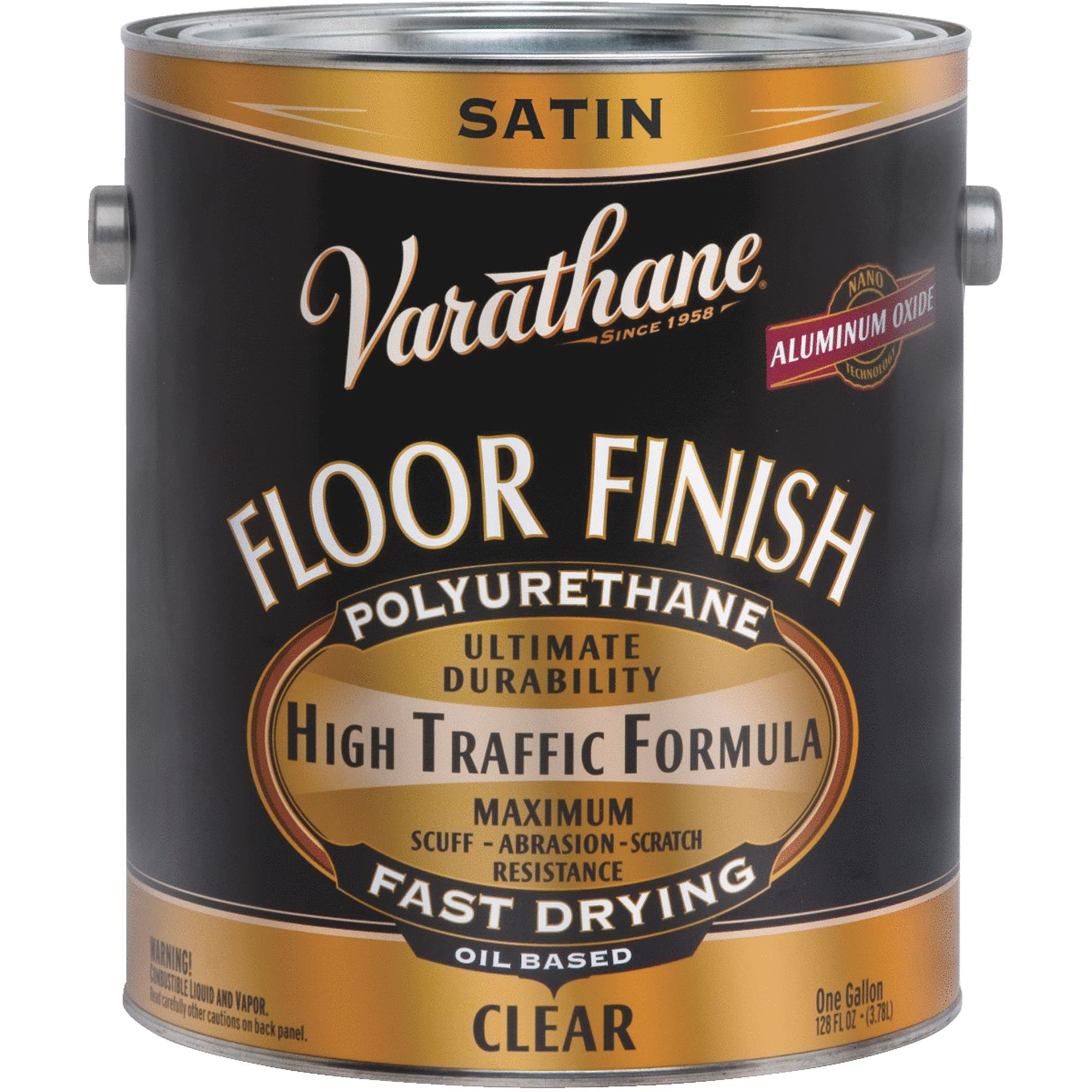 Varathane Premium Oil-Based Clear Floor Finish