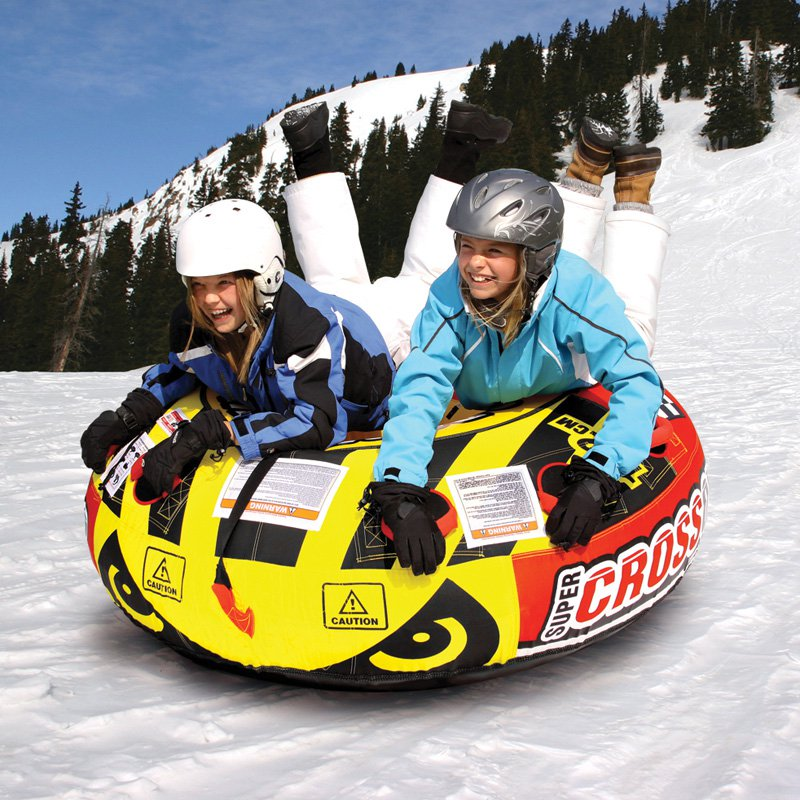 Sportsstuff Super Crossover Inflatable Snow Tube by Sportsstuff Snow Sports