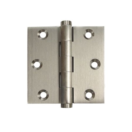 Solid Brass Mortise Hinge Finials - Deltana DSB3 3