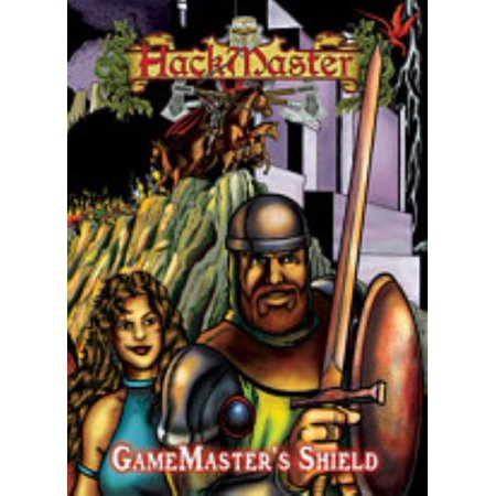 GameMaster's Shield (1st Edition) Lightly Used (Shield 1st Edition)