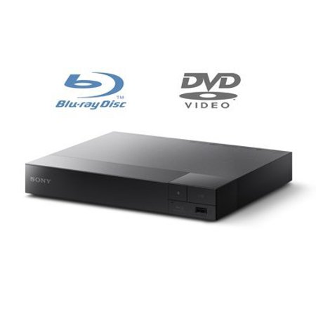 Open Box Sony 3D Streaming Blu Ray Disc Player With 4K 1080P Upscaling Dvd Player