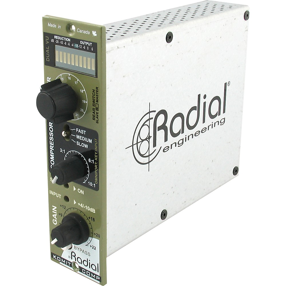 Radial Engineering Komit Compressor Limiter by Radial Engineering
