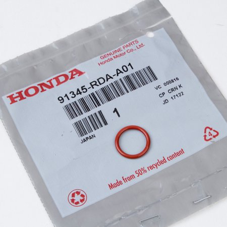 Sealed Power Parts (Genuine OEM Honda Power Steering Pump O-Ring Seal Gasket)