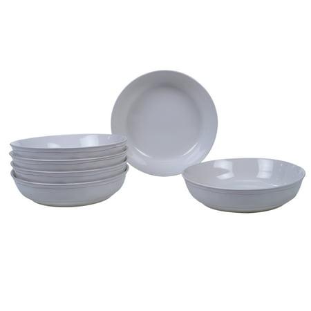 Orbit Cream Set/6 Soup Bowl, 8.5