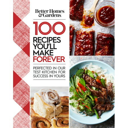 Better Home And Garden Halloween Recipes (Better Homes and Gardens 100 Recipes You'll Make Forever : Perfected in Our Test Kitchen for Success in)