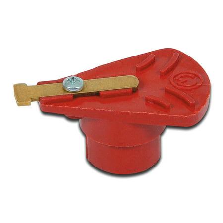 Custom Mallory Distributor (Mallory 310 Distributor Rotor; T-Blade; Vacuum Advance; For 27 Series Distributors; For Dist. Cap PN[209M/221/270/271]; )