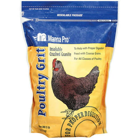 Manna Pro Feed Poultry Grit 5 Lb