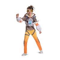 Overwatch Tracer Deluxe Child Halloween Costume
