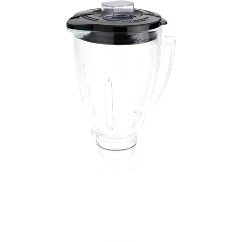 Oster 6-Cup Boroclass Glass Jar, Round